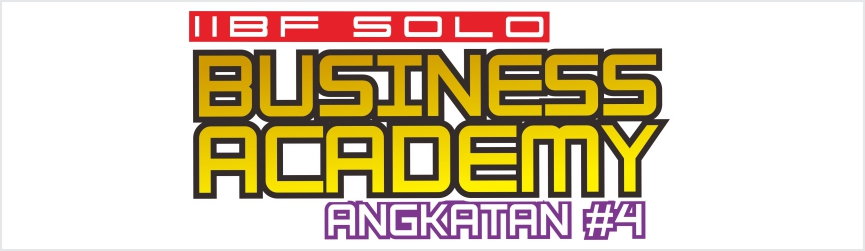 Download Formulir IIBF Solo Business Academy #4